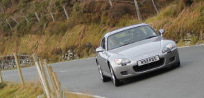S2000 in North Wales