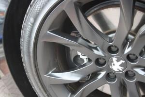 Peugeot RCZ wheel