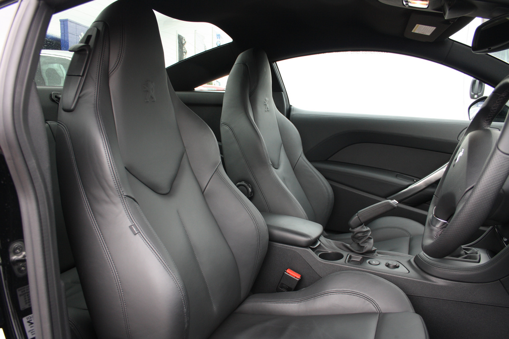 Peugeot RCZ: test drive and review