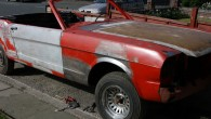 The first part of a series of posts on the restoration of a Ford Mustang Convertible from 1964.