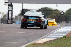 Blueleaf Porsche 944 rear end