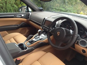 Porsche Cayenne Diesel 2012 Test Drive And Review