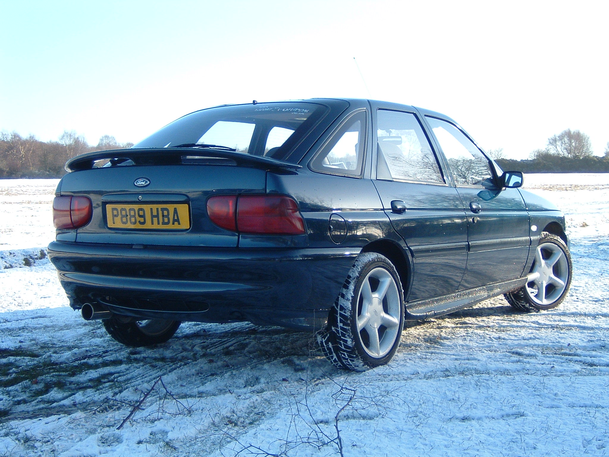 My First Car Ford Escort Mk6
