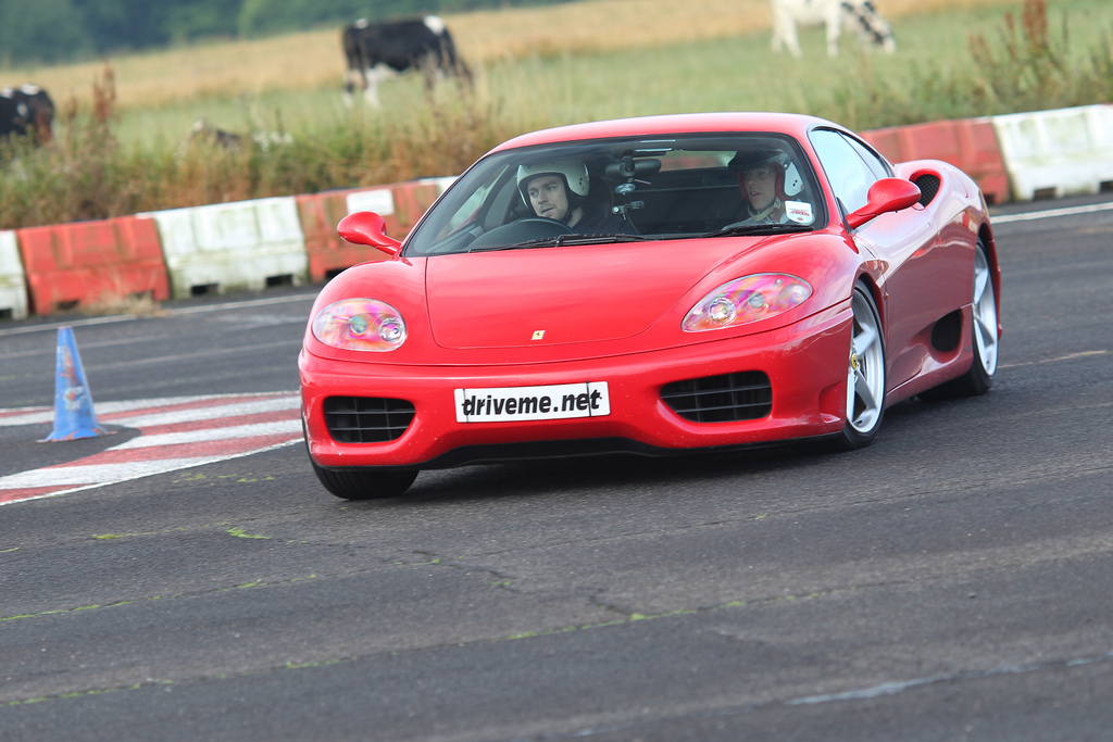 Driving experiences from Red Letter days any good